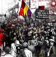 La presencia anarquista en los acontecimientos sociales