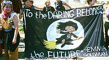 Emma Goldman escritora anarquista