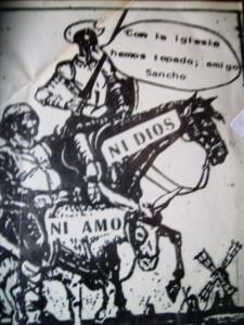 Lo dijo D. Quijote