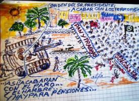 Revolucion en Tunez