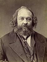 Miguel Bakunin. Ideólogo anarqusta